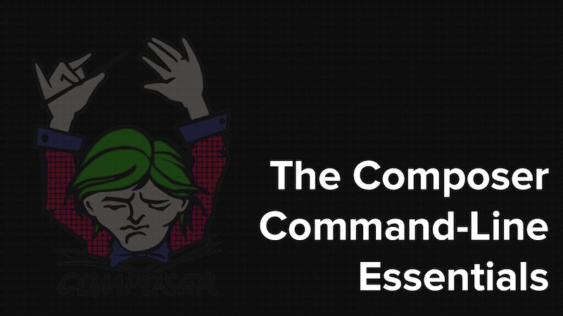 The Composer Command-Line Essentials at Master Zend Framework