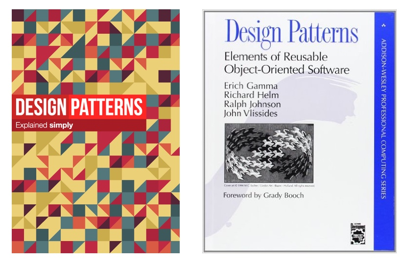 Software design pattern books