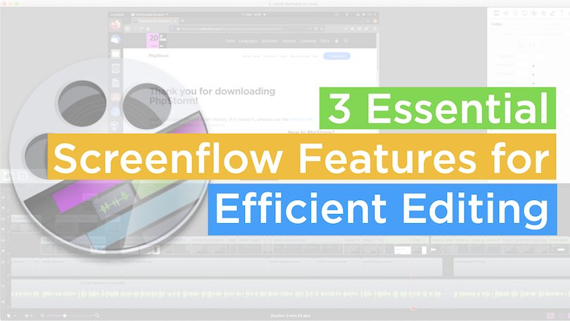 edit videos efficiently with screenflow9 lg