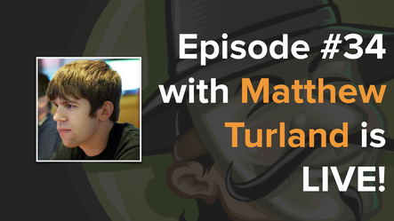 Free the Geek Episode 34 with Matthew Turland Is Live!