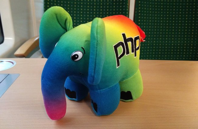 Sara, the diversity ElePhPant
